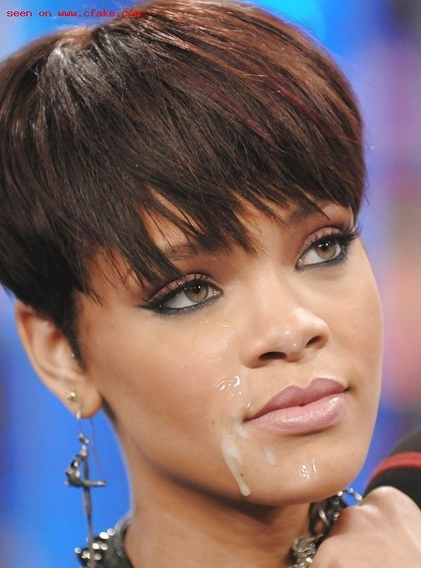 Rihanna Fake